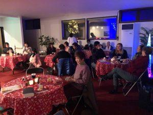 クリスマスイブ礼拝